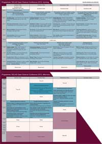 Link to full conference programme